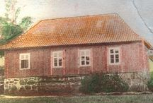 My House and Garden /  #School #building from 1897 in #southern part of #Sweden