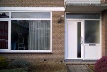 kunststof kozijnen / Kunststof kozijnen www.linssen-best.nl