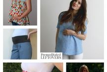 Sewing - Maternity clothes