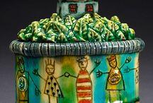 china - ceramic / by Olga Gonorovskаya