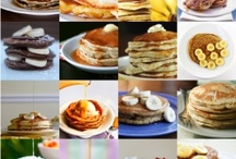 Pancakes Crepes  Waffles / by Julie Pechon