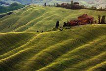 Italien Tuscana