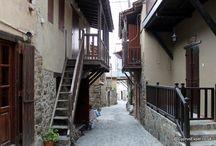 Kakopetria Village / Kakopetria Village, which is located in the Nicosia District of Cyprus