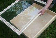 build shadow boxes