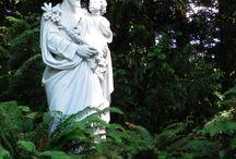 聖ヨセフ様とイエス様