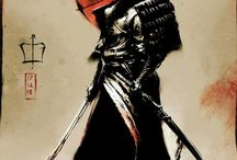 Samurai gueixa