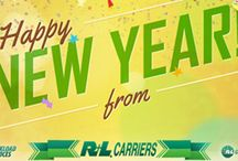 Holidays / Delivering the holidays to you!  / by R+L Carriers