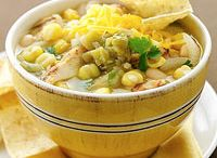 Soup/Chili/Crockpot / by Kristin Kouka
