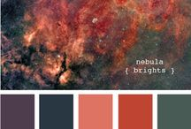 Color Palettes / Awesome color combinations, schemes and palettes