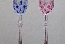 Baccarat Wine Stems / by Baby Raindrops