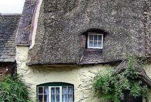 Beautiful houses, cottages / Дома, коттеджи, природа, красота.