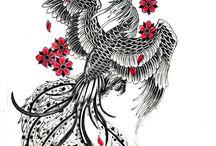 tattoo phoenix