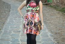 Blogueras y Clientas / www.mandarinasweet.com Tienda online de ropa para mujer.