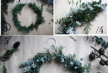 Julepyntning