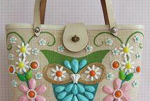 Enid Collins handbags / by Wendy Johnson