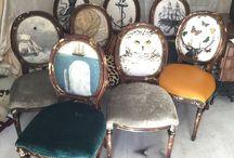 Tuunatut huonekalut