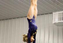 gymnastics / by Molly Blanchette