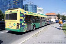 Dopravný podnik mesta Košice, a.s. >> Tedom C12G / Sie sehen hier eine Auswahl meiner Fotos, mehr davon finden Sie auf meiner Internetseite www.europa-fotografiert.de.