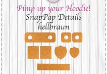Pimp up your Hoodie!