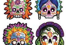 Halloween Scary Masks Idea