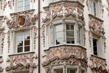 Architecture ~ Beautiful Houses & Places / by Beata Gregorowicz