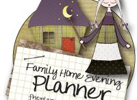 FHE ~ Family Home Evening / by Suzanne Skinner Richardson