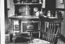 Antique Cookstoves