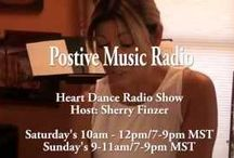 Heart Dance Radio Show / Information on the Heart Dance Radio Show aired on Positive Music Radio/ www.positivemusicradio.net   The Heart Dance Radio Show is a 2 hour internet streaming New Age and Healing Music show featuring Indie Artists from around the globe.  Aired every Saturday and Sunday   Saturday 10a-12p MST/7-9pm MST Sunday 9-11a MST/7-9p MST  www.heartdanceradio.com www.positivemusicradio.net  To submit music for this ZMR reported show, please contact Sherry Finzer at sfinzer1@gmail.com