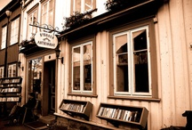 Antiquarian bookshop