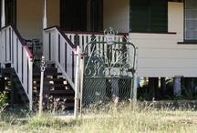 Landscaping - gates