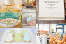 Baby Shower Themes / by Crafty Guides