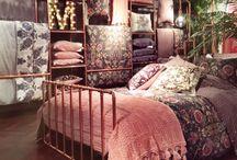 Sisustus - makuuhuone