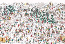 Google Maps 2018 April's Fool Day - Where's Wally