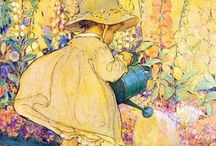 ARTIST JESSIE WILCOX SMITH / by Ellie Weinstein-Maule