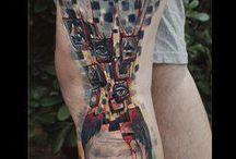Neuveriteľné Tetovania