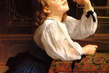 Art - William Adolphe Bouguereau