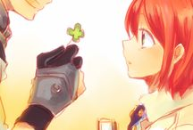 Obi and Shirayuki ♥