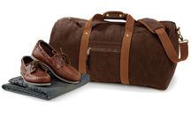 Quadra Vintage Canvas Holdall / Quadra Vintage Canvas Holdall