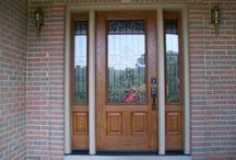 Energy Swing Windows of Murrysville, PA 15668-Project Photo Gallery-Steel & Fiberglass Entry Doors / We specialize in installing strong and durable doors and windows for your house to deliver you a safer place for your family.