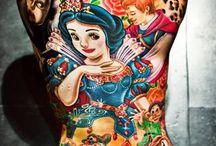 Tatt-Tatt tatt me up!!!! / by Summer Thompson