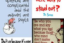 De Seuss quotes
