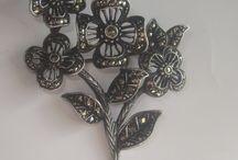 Marcasite Jewellery / Marcasite Jewellery
