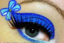 Maquiagem Alice no país