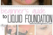 the guide for make up