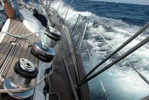 My sailing trips / Some pictures of nice spots I visited during my sailing escapades...