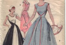 Walkaway Dress / Join us at the Knitting & Stitching Show for the Walkaway Dress Celebration: http://bit.ly/walkawaydress. Butterick pattern B4790