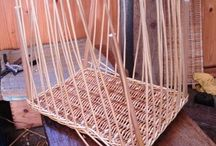 Square and Oval Baskets.