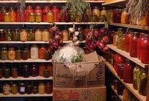 Inspiration: Canning Pantry