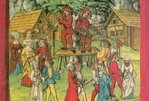 grafiki średniowieczne