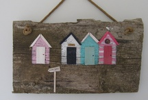 My heart is on the beach